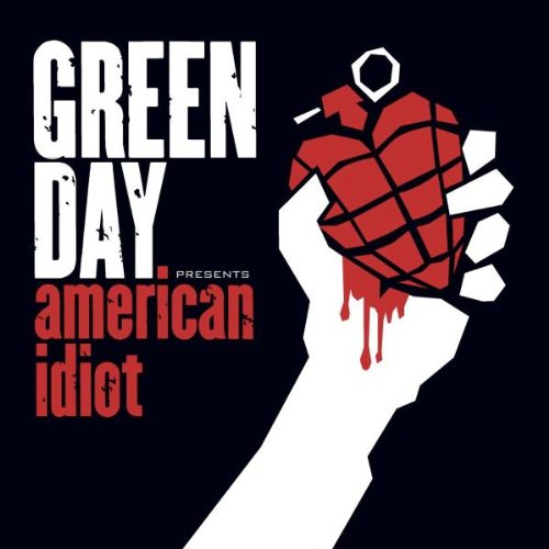 Green day american idiot (cd, album) | discogs.